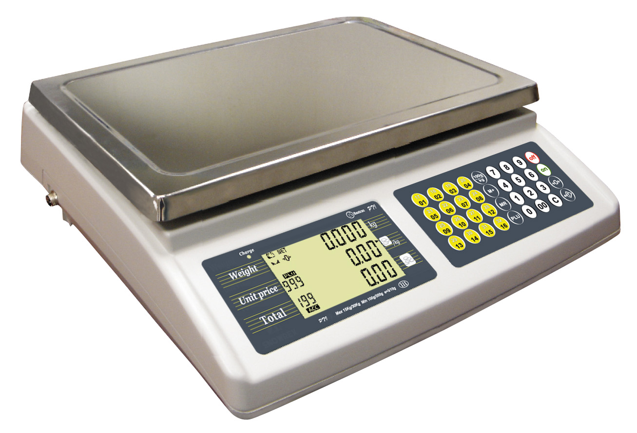 Comercial scales pti weight price computing scale the for Perfect scale pro review