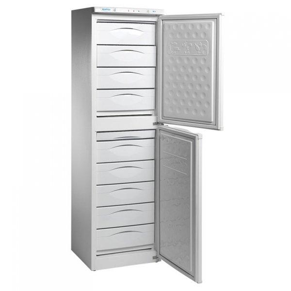 Congelador vertical infrico cv330 - Nevera congelador dos puertas ...