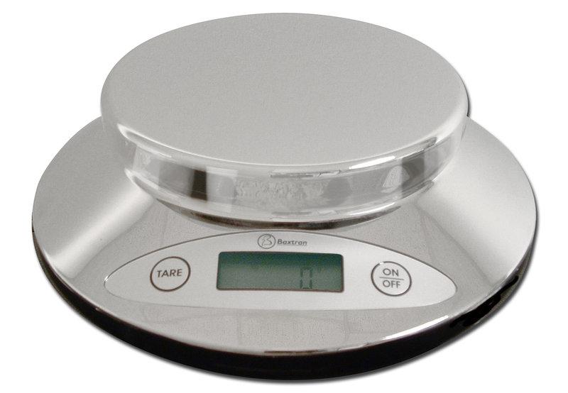 Balanza de cocina con recipiente baxtran bss for Balanza cocina 0 1 g