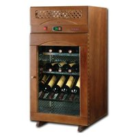 Refrigerated wine cabinets