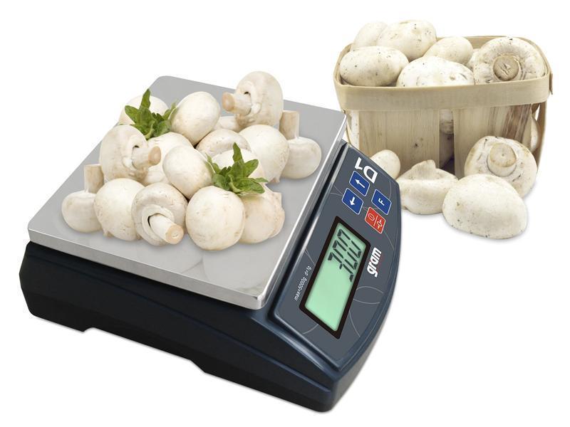 Balanza agroindustrial gram d1 1000 1 kg la casa de for Balanza cocina 0 1 g
