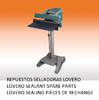 Sealed resistance for Lovero welder SNF-450
