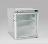 Mini freezer cabinet Infrico FS200IGD glass door - New
