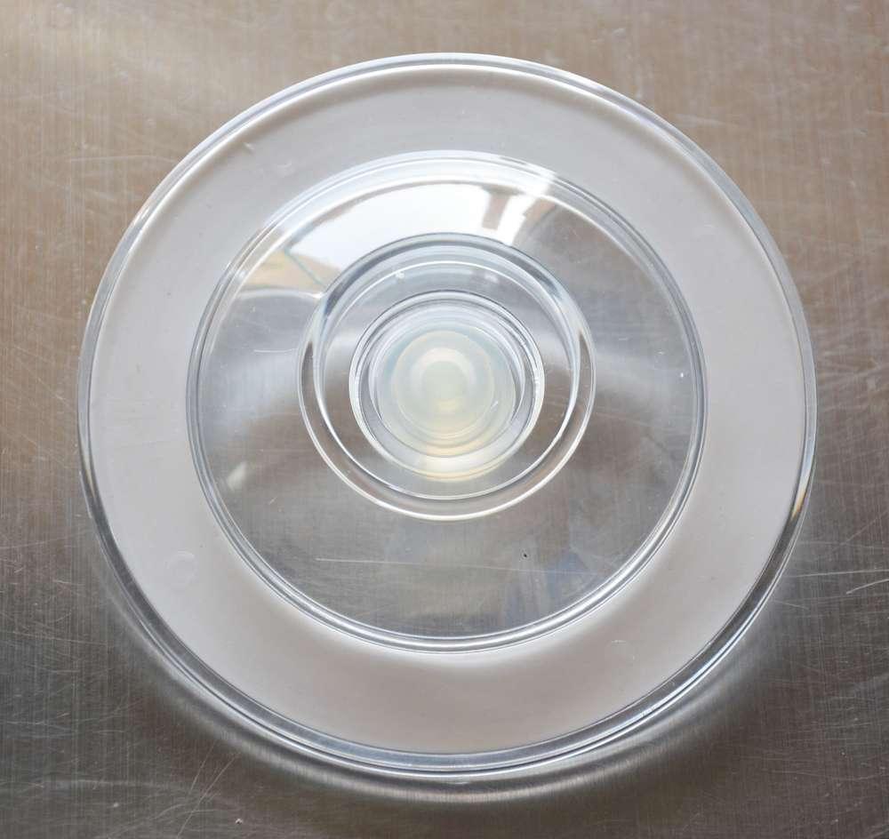 Tapa para envasar en tarros de cristal Sico